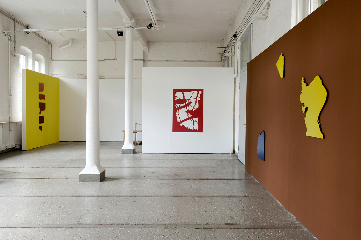 Galerie Grölle pass:projects, Wuppertal, 2013